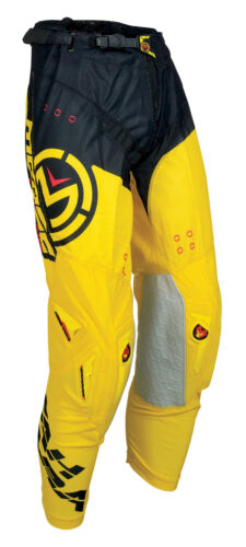 Choose Size Moose Racing MX Off-Road 2018 SAHARA Pants Yellow//Black