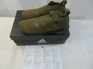 Adidas-Nemeziz-Mid-TR-Olive-AC7444-Size-7-5-new-In-Box-Indoor-Soccer-Mens-Shoes