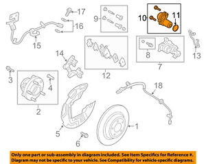 FORD OEM Parking ke-Motor DG9Z2B713A | eBay  Ford Escape Park Ist Wiring Diagram on