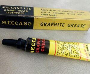 Meccano-vintage-graphite-grease-1950-039-s-Original-unused-condition