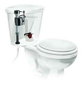 Fluidmaster 400CRP14 Toilet Fill Valve and Flapper Repair ...
