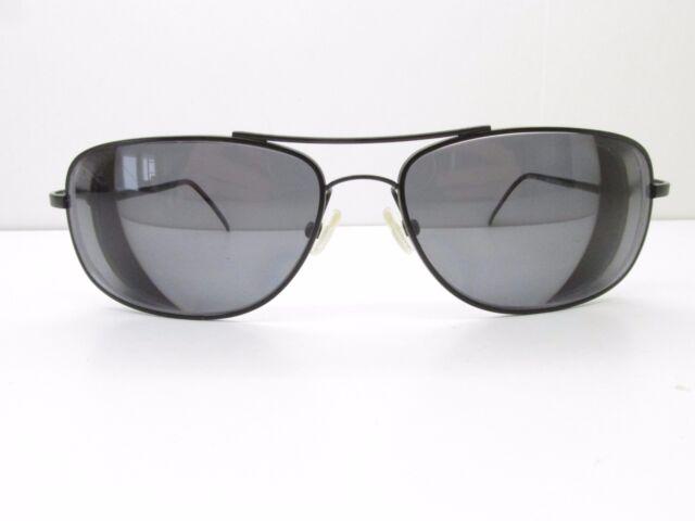 Carrera Ca907/s Eyeglasses Frames 60-15-130 Black Rectangle Aviator ...