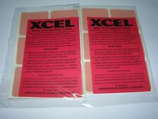 72 days Supply XCEL Patch Male Enhancement Penis Enlargement Growth Patch