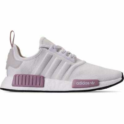Women S Adidas Nmd R1 Casual Shoes Crystal White Crystal White