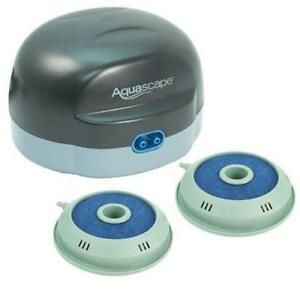 Image Is Loading AQUASCAPE POND AIR 2 AERATOR AQUASCAPES POND AIR