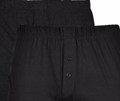 TWIN Pack Boxer per grandi uomini di Cotone Valley 2xl,3 XL,4 XL,5 XL,6 XL,7 XL,8 x