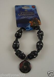 Disney-Pirates-of-Caribbean-skull-bracelet-Jack-Sparrow-On-stranger-tides