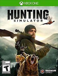 Hunting-Simulator-Microsoft-Xbox-One-2017-NEW