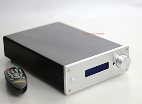 bass adjustable Finished LC75342 Remote preamplifier Electronic tone Treble