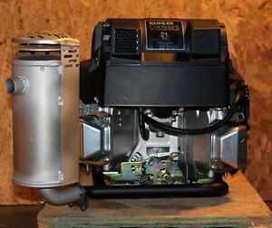 Details about GENUINE KOHLER MUFFLER 3278605-S FITS CONFIDANT ZT720 ZT740  LAWN MOWER ENGINES