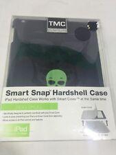 iPAD iPAD2 SMART SNAP HARDSHELL CASE MACBETH COLLECTION BGG SKULL GRAY LIME BXT6