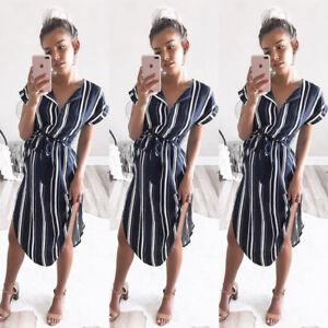 Women-Summer-Boho-Short-Maxi-Dress-Cocktail-Evening-Party-Dresses-Beach-Dress