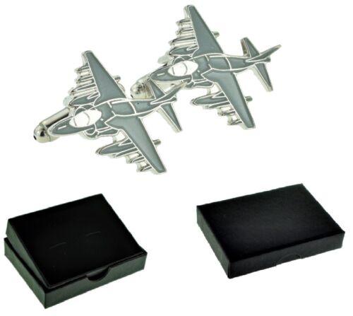 Aguilucho Avión Raf Gemelos de opción de actualización Grabado Personalizado caso xjkc-B2-16