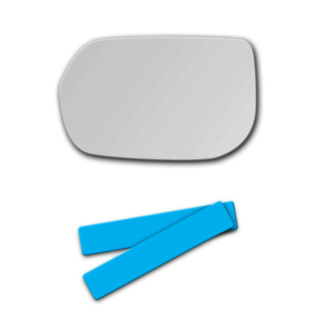 S-D140L Replacement Mirror Glass Lens For 07-12 Acura RDX