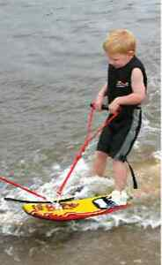 Kids Water Skis >> Details About Water Skis Kids Junior Trainers Lil Champs