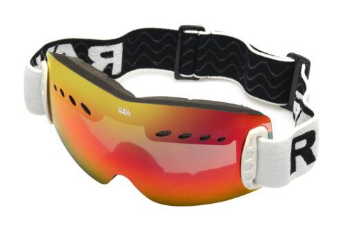 Ravs Sportbrille Schutzbrille Gletscherbrille Bergbrille Skiing goggles Skibrile
