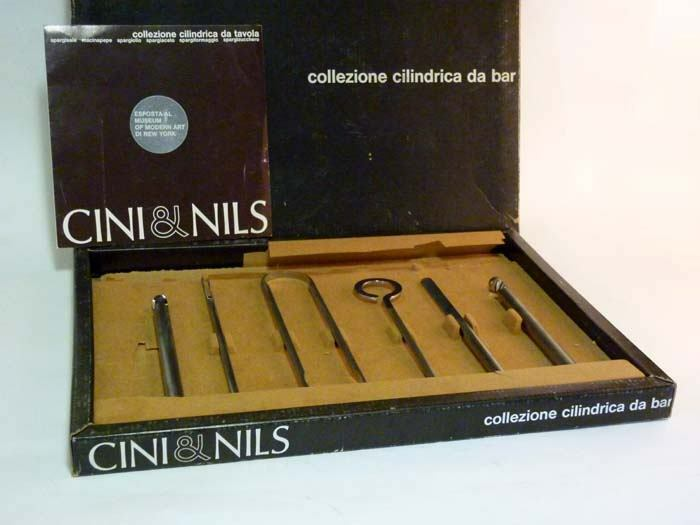 CINI & NILS Collezione CAR BAR