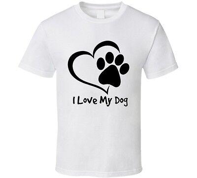 I Love Heart My Dachshund T-Shirt