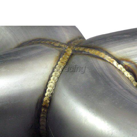 "304 Stainless Steel Mandrel Bend X Pipe Tubing Tube 3/"""