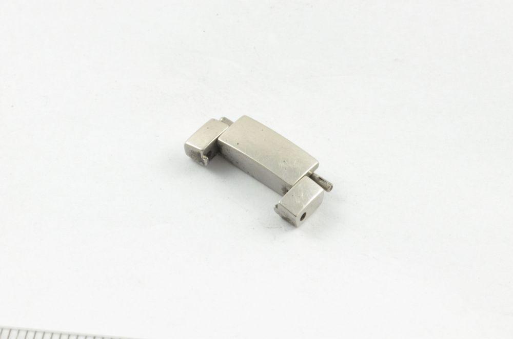 Longines RICAMBIO RICAMBIO RICAMBIO SINISTRA ACCIAIO acciaio 22 mm OPPOSIZIONE 706115