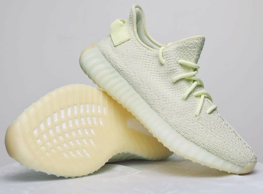 Mens Butter Yeezys size 8.5 BRAND NEW IN BOX