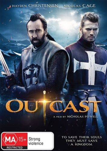 1 of 1 - Outcast (DVD, 2014) NEW R4