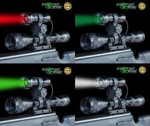 Opticfire ® TX-38 T38 ZOOM portée Lampe Gun Light Lamping Kit fusil de chasse Torche-afficher le titre d`origine P3hgkMei-07141422-671508341