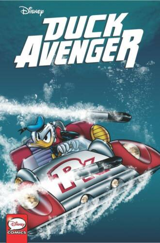 DUCK AVENGER NEW ADVENTURES TP BOOK 03 C: 1-1-2 IDW PUBLISHING