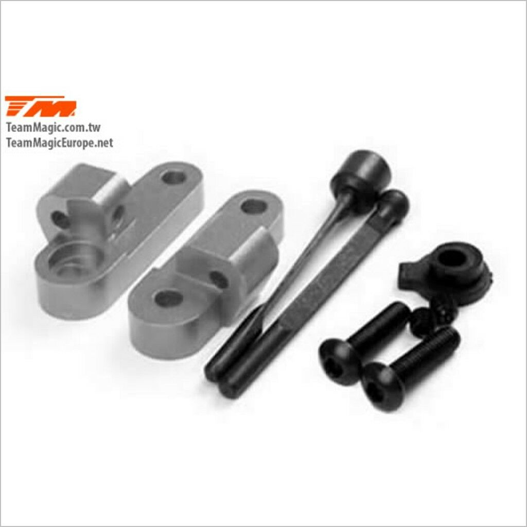 Alum.  Rear Anti-Roll Bar w  Mounts  K1407T (RC-Willenergia) K Factory G4  articoli promozionali