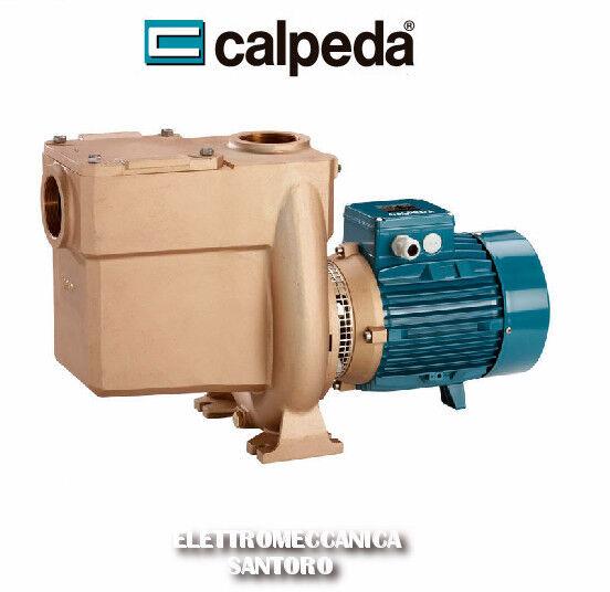 ELETTROPOMPA PISCINA B-NMPM 32 12AE CALPEDA HP 1,5 VOLT 220 PROFESSIONALE BRONZO