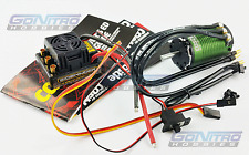 Castle Sindwinder SCT Waterproof ESC w/ 1410-3800KV 5mm Brushless Sensored Motor