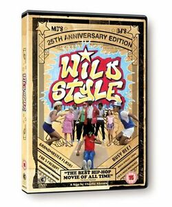 Wild-Style-25th-Anniversary-Edition-DVD-New-Hip-Hop-Rap