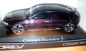 Citroen-Numero-9-Concept-Car-2012-Amaranto-Metallizato-1-43-Norev-Nuova