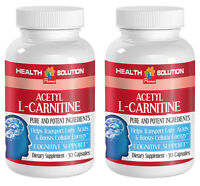 Weightloss Products Supplements - Acetyl L-carnitine 500mg - L-carnitine 500 2b