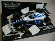 Minichamps F1 Williams FW16 RENAULT D. Coulthard 1995  1/43 with Case