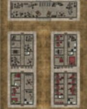 Deadlands Noir Office/Warehouse/Theatre Map Savage Worlds Pinnacle