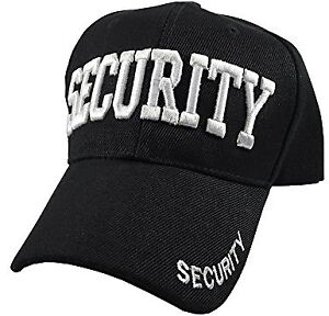 black duck deals high definition embroidery security baseball cap