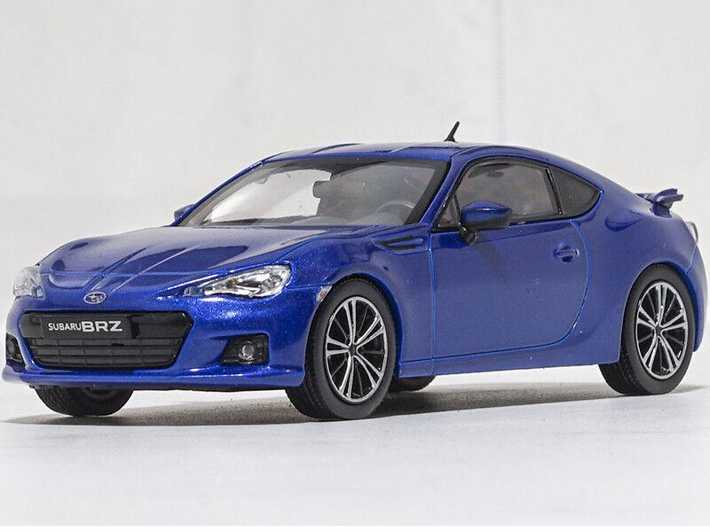 1 43 J-Collection 2012 Subaru BRZ WR bluee Mica