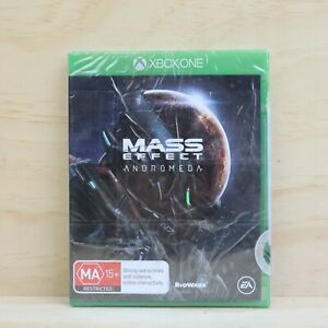 Microsoft-Xbox-One-Game-Mass-Effect-Andromeda-PAL-New-Sealed