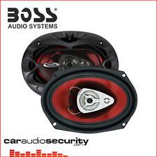 "BOSS AUDIO CH6930 - 3-WAY 6x9"" CAR SPEAKERS 400 Watts"
