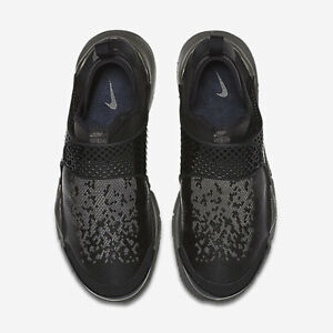 purchase cheap c8d24 a9ed1 Details about Nikelab X Stone Island Nike Sock Dart Mid SP Black SIZE 6-11  910090-001