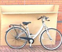 Electric Bike Box Extra Xxl Jumbo Large Cardboard Box For Shipping Or Storage