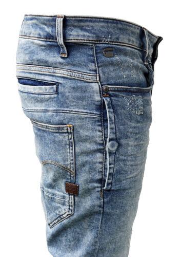 Verschiedene Größen Jeans NEU Hose G-Star D-Staq Super Slim Stretch Herren