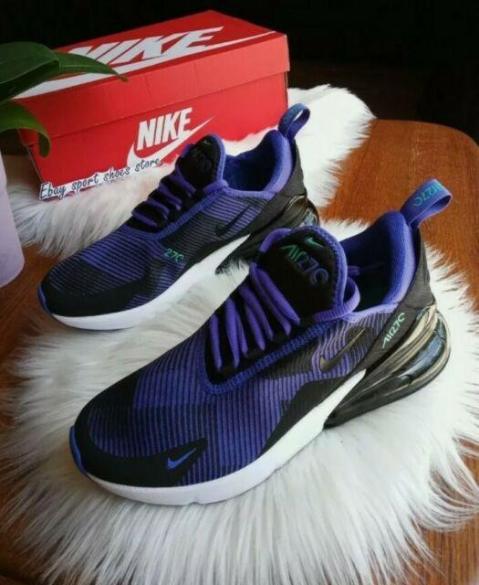 Nike Air Max 270 KJCRD Purple Black