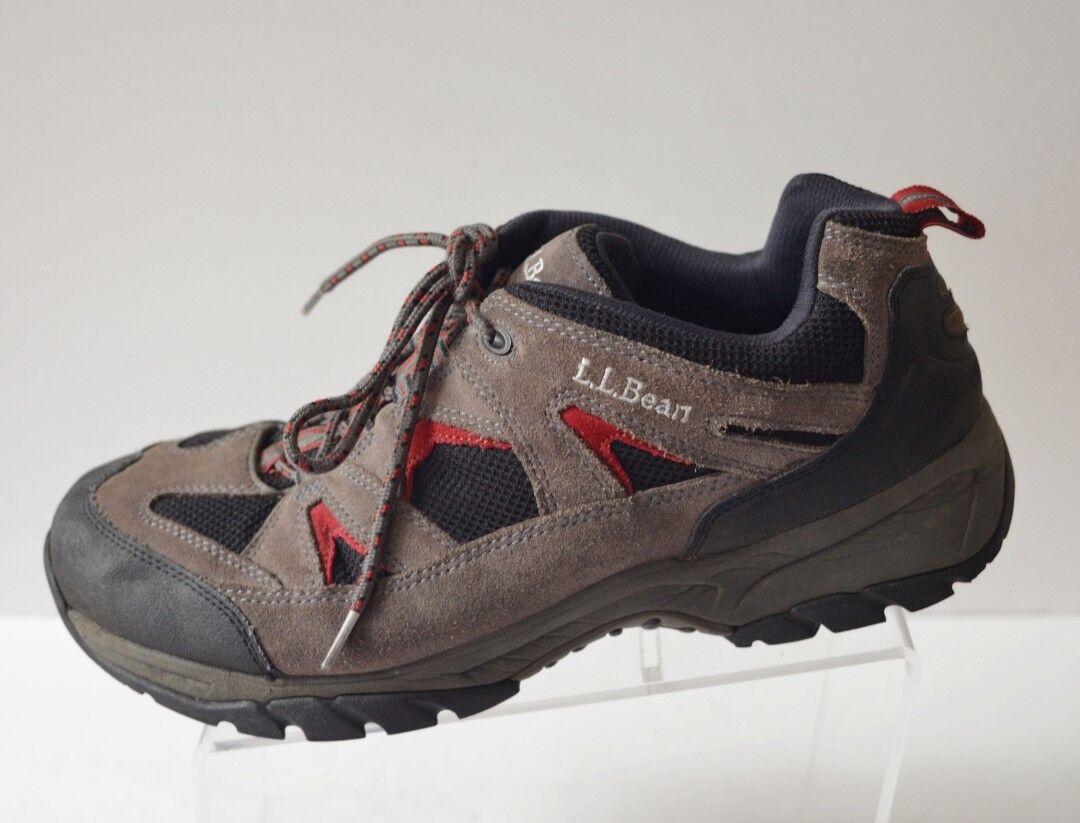 LL Bean Mens 14D Dri-Lex Suede Mountain Trail  Hiking shoes  Sneakers