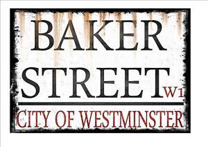 Baker Street Reproduction Vintage
