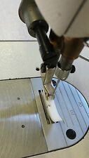 Piedino cerniera teflon per macchine da cucire industriali