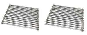 Set-of-2-MHP-Stainless-Steel-Cooking-Grids-for-WNK-TJK-Gas-Grills-allso-PGS-K40