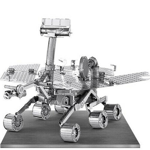 Metal Earth Mars Rover 3D Metal  Model Tweezer  010770
